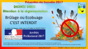 Prévention des Incendies 2017